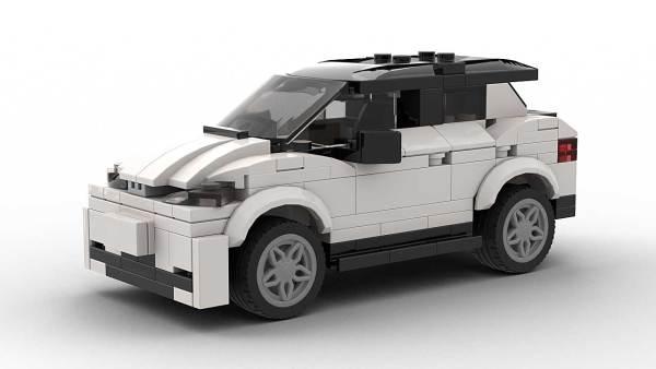 LEGO Volkswagen ID3 model