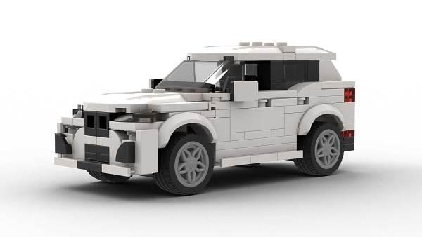 LEGO BMW X2 model