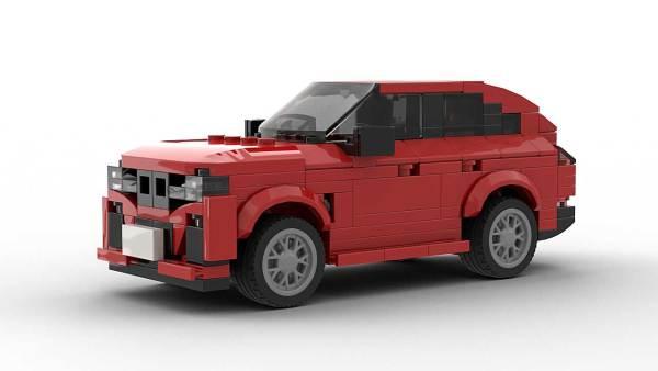 LEGO BMW X4 Model