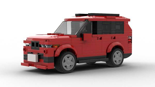 LEGO BMW X5 E53 4.8 model
