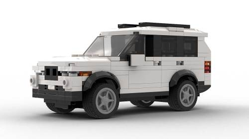 LEGO BMW X5 E53 US model