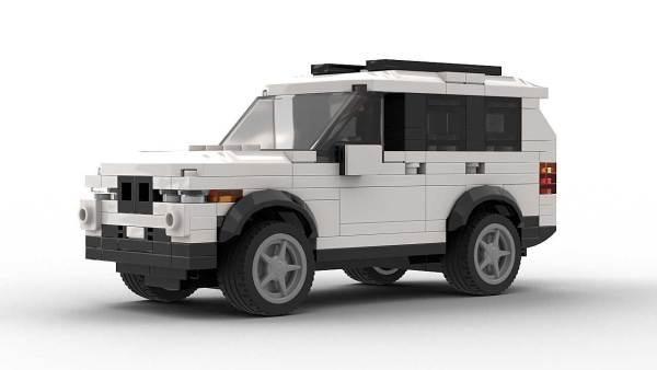 LEGO BMW X5 E53 US model