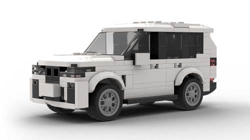 LEGO BMW X5 model