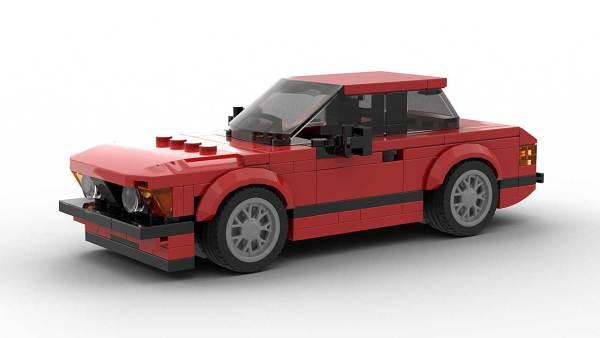 LEGO BMW E21 model