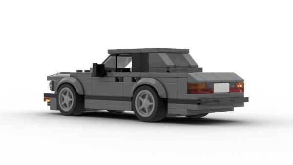 LEGO BMW E28 Model Rear