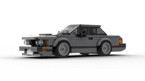 LEGO BMW E24 US Model