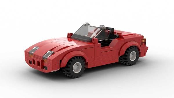 LEGO BMW Z1 model