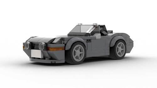 LEGO BMW Z8 Model