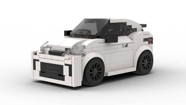LEGO Toyota GR Yaris Model