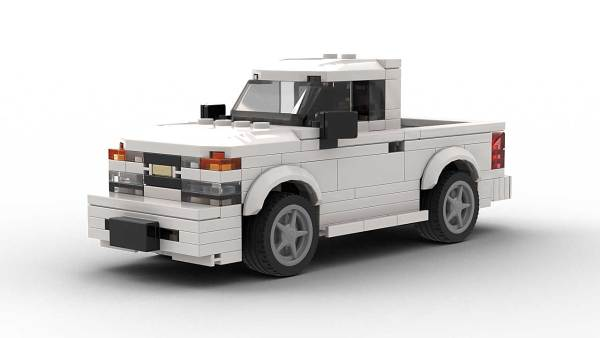 LEGO Chevrolet Colorado 2005 Regular Cab Model