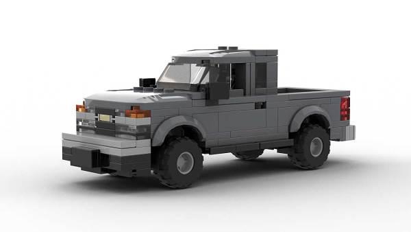 LEGO Chevrolet Colorado 2005 Extended Cab Model