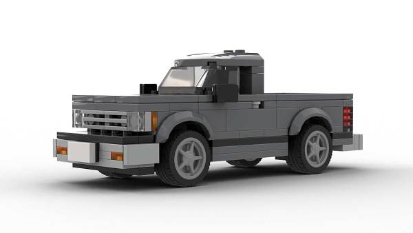LEGO Chevrolet S10 89 Single Cab Model