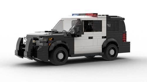 LEGO Chevrolet Tahoe PPV 2018 Model