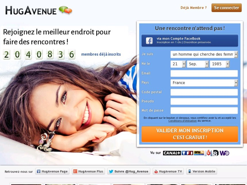 Hugavenue photo en moderation ? En attente de validation ?
