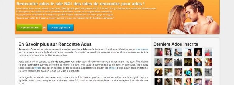 Site De Rencontre Ado Mimacy