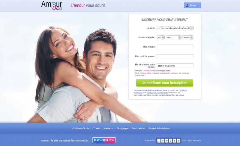 Amour - Test & Avis