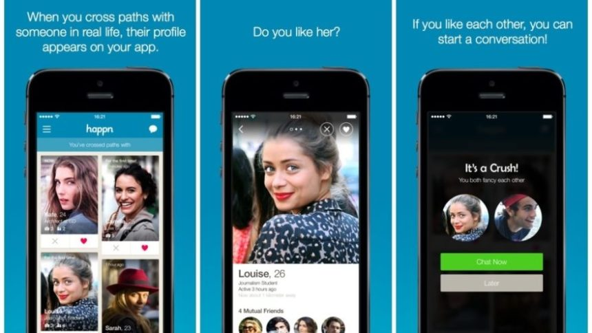 9 choses à savoir sur Happn - L'app qui va remplacer Tinder !