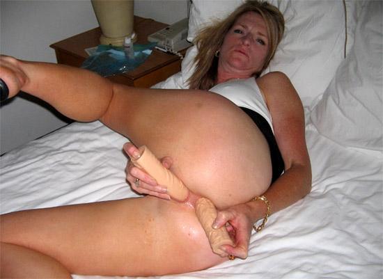 Fille chaude sexe anal