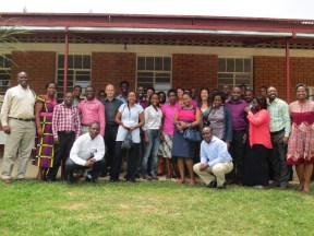 RENCP members and Partners gathering for a Group Photo