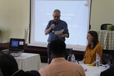 Education Sector Updates by Steve Harvey
