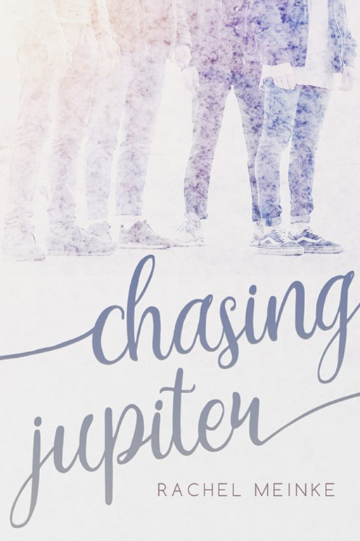 Chasing Jupiter by Rachel Meinke | Cover Design by Render Compose