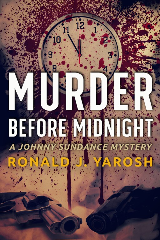 Murder Before Midnight by Ronald J. Yarosh | Cover Design by Render Compose
