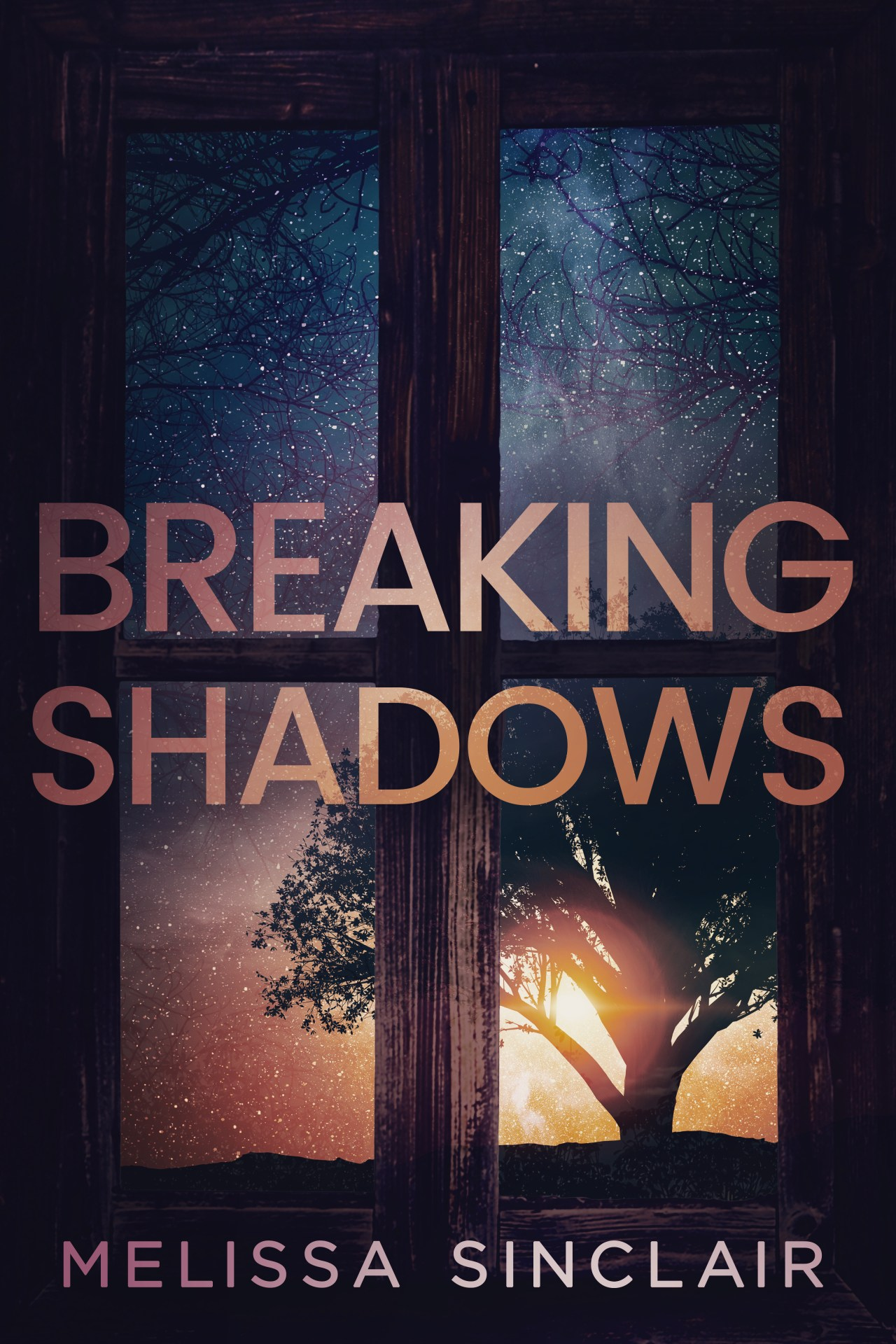 Breaking Shadows by Melissa Sinclair | Cover Design by Render Compose