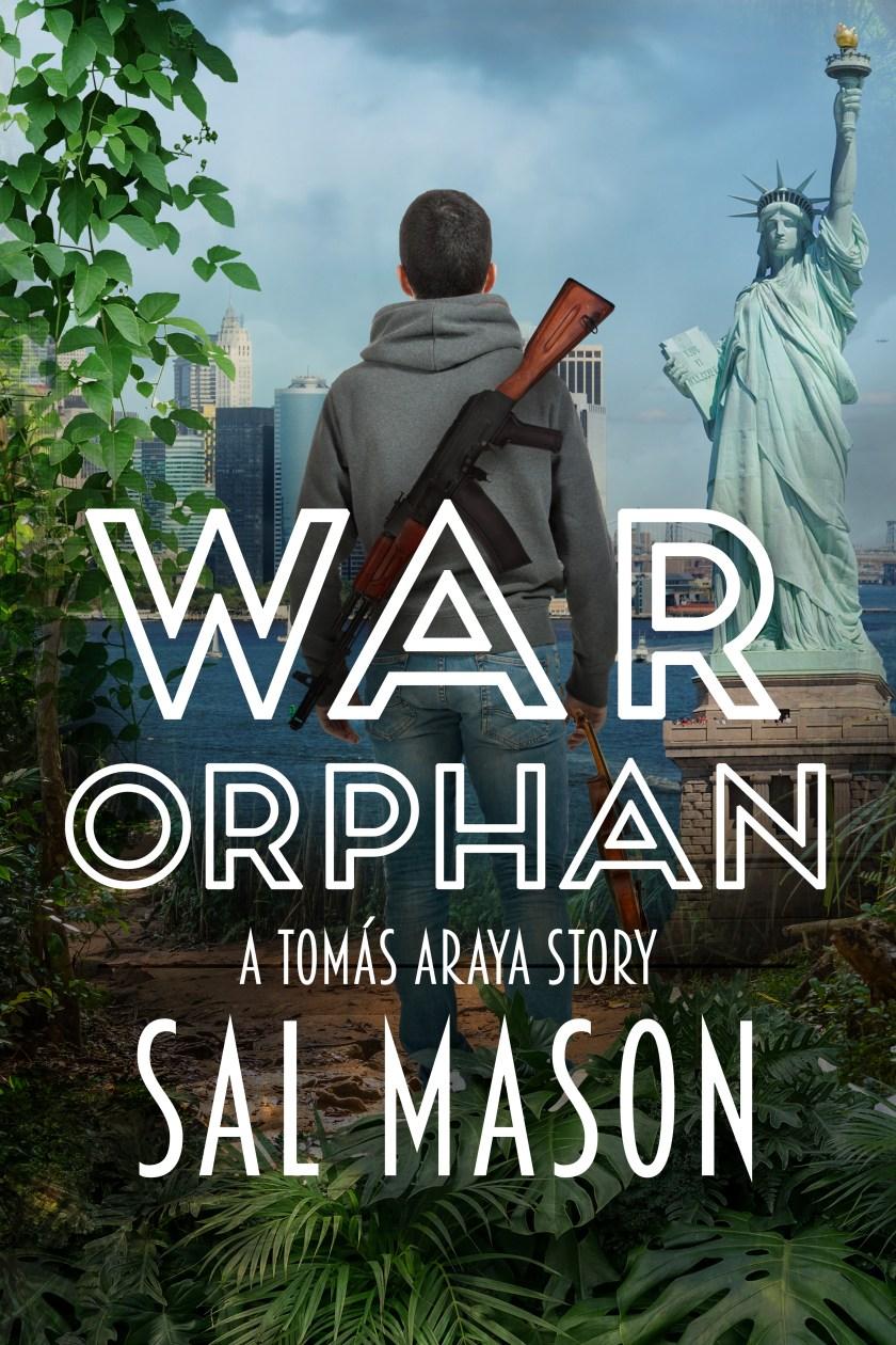 War Orphan by Sal Mason