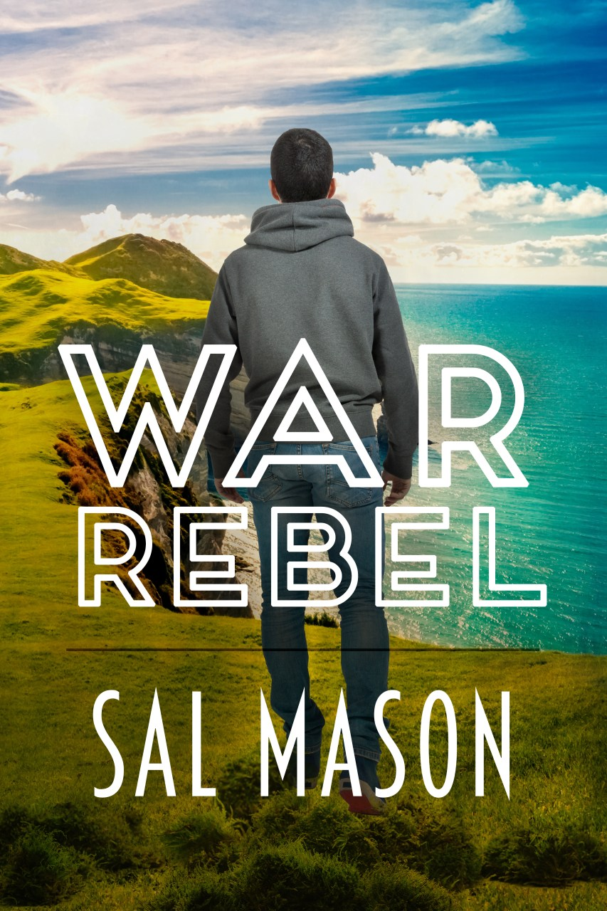 War Rebel by Sal Mason