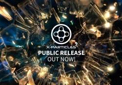 X-Particles 2019