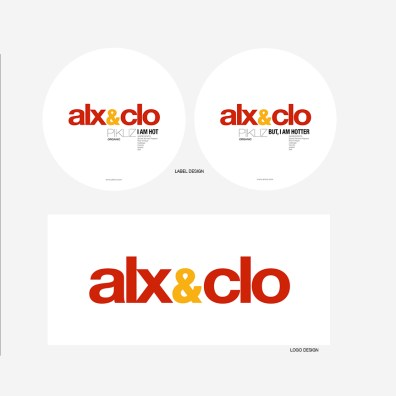 ALX&CLO LOGO+LABEL DESIGN