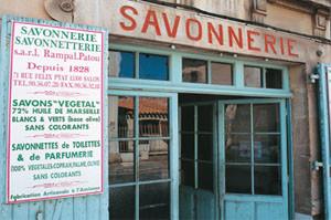 Rampal Latour soap factory
