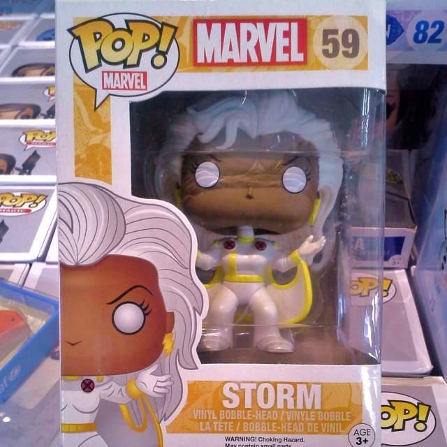 X-MEN Storm POP Hero