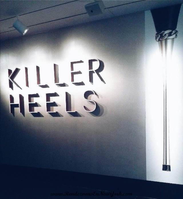 Killer Heels At the Brooklyn Museum