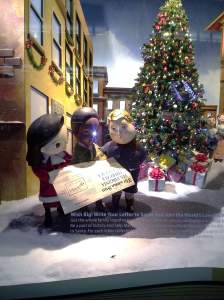 Macy's Herald Square Holiday Window