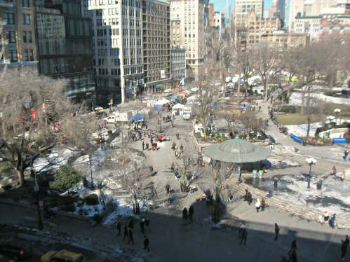 Union Square Greenmarket