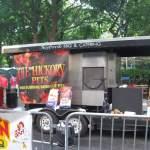 Mobile Barbecue pit