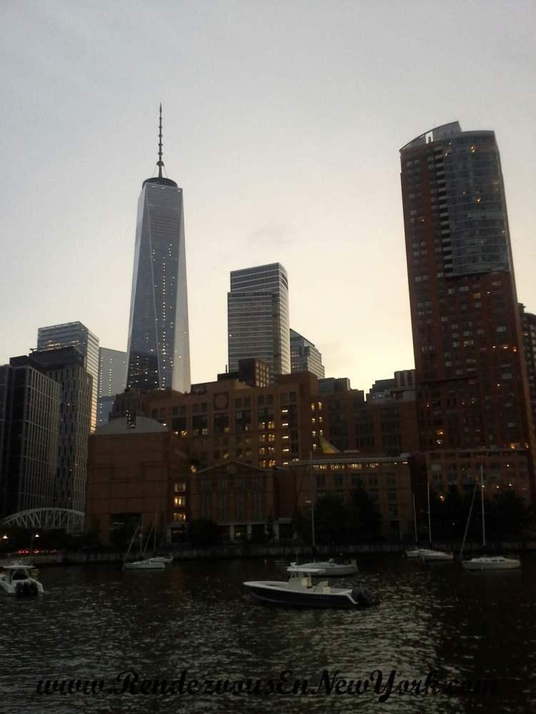 Hudson River Park, NYC