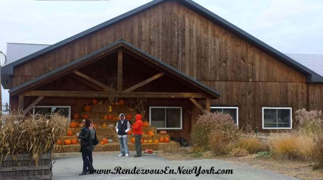Fishkill Farms Market and Eating space