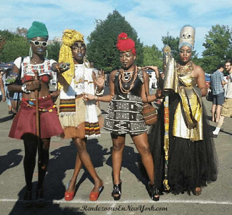 The Cool That Is AFroPunk Fest NYC