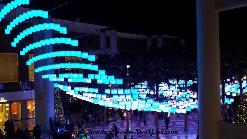 Luminaries in New York City