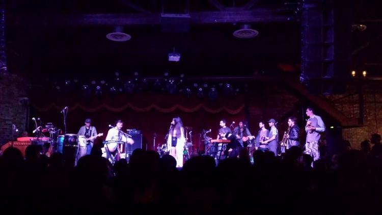 Super Human Happiness at Brooklyn Bowl, Music Hotspots