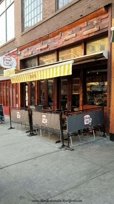 Panya bakery, NYC