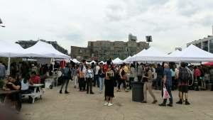 The Brooklyn Flea Record Fair