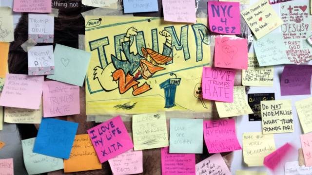 subway therapy wall, nyc