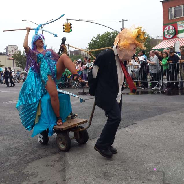 Coney Island Mermaid Parade Rendezvous En New York