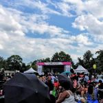 Curlfest in Prospect Park, NYC