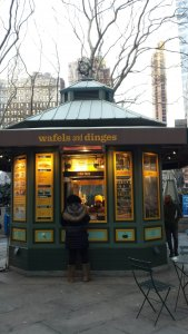 Rendezvous At Wafels and Dinges , Rendezvous En New York