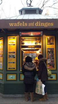 Wafels and Dinges Rendezvous En New York travel