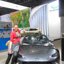 New York International Auto Show in NYC, Rendezvous En New York